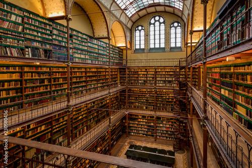 Fotografie, Obraz  Old Library