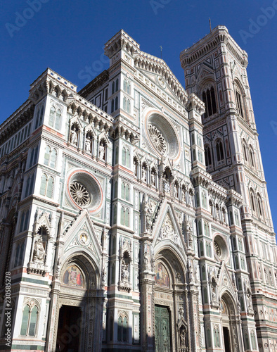 Duomo o catedral de Santa Maria del Fiore Florencia Italia