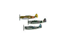 Aircraft Color Scheme. Illustration