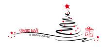 Tannenbaum - Joyeux Noel - Bonne Annee