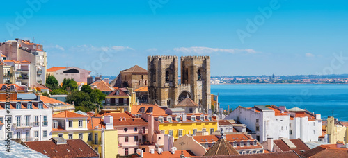 Cityscape of Lisbon. Portugal