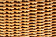 Closeup Of Wicker Basket Or Ra...
