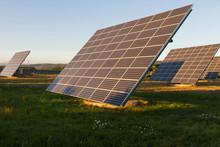 Placas O Paneles Solares En E...