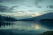 dreary lake