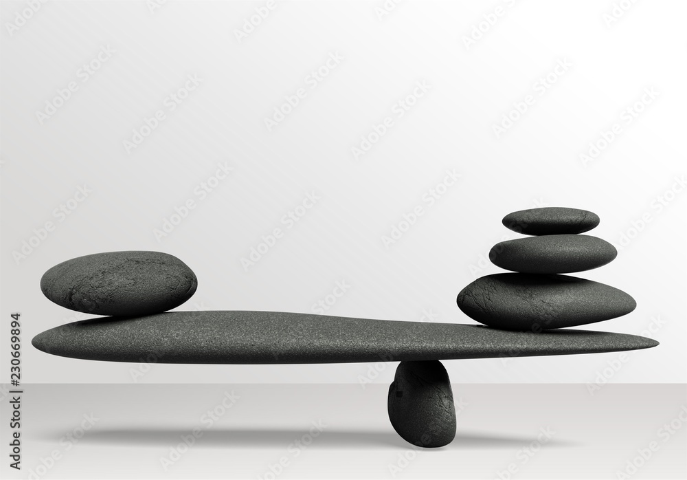 Fototapety, obrazy: Balance.