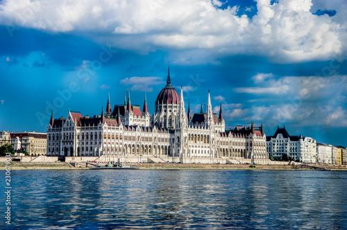 Fotografie, Obraz  Parliament of Hungary