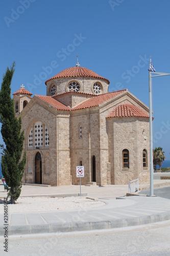 In de dag Cyprus monastery of cyprus