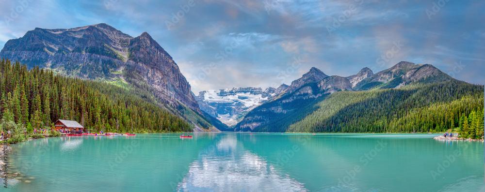 Fototapeta Lake Louise - Banff, Canada