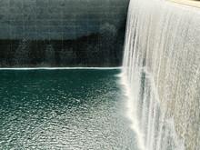Closeup Waterfall In New York ...