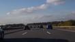 Timelapse drive german highway