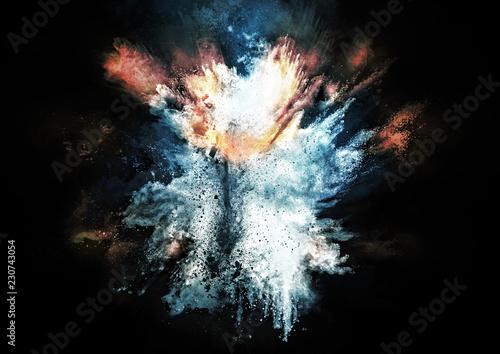 Fényképezés  explosion