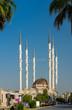 Famous Mugdat Mosque in Mersin. Turkey