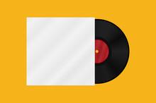 Gramophone Vinyl LP Record Tem...