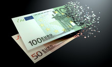 The Dematerialization Of Euro Money