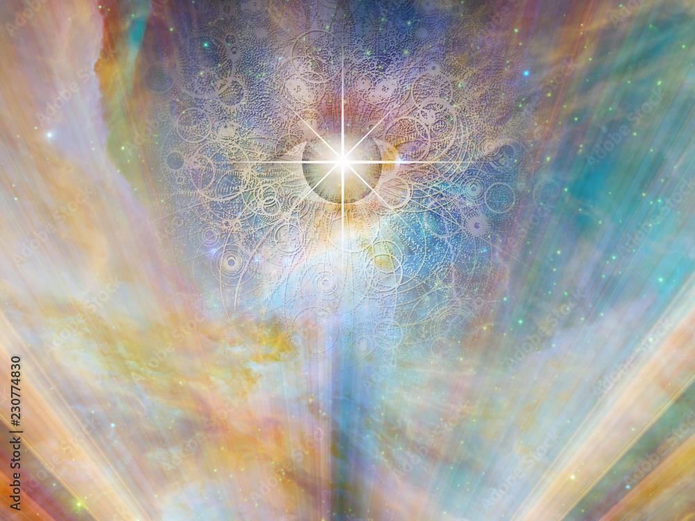 Fototapeta Eye of God