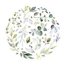Watercolor Floral Arrangement...