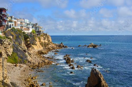 Foto op Aluminium Centraal-Amerika Landen California coast in Newport Beach