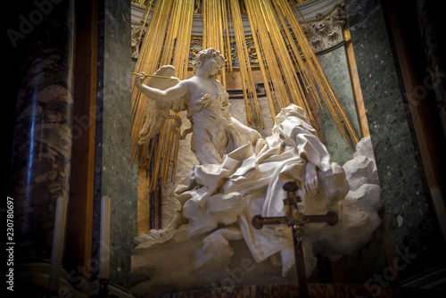 Fotografia, Obraz Rome Italy