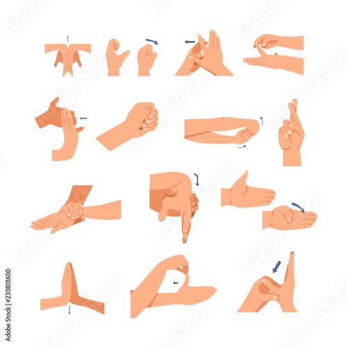 Fotografía Workout girl set