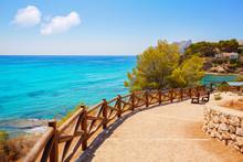 Cala Fustera Beach In Benisa A...