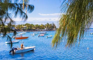 Bassin Pirogue, l'Etang-Salé-les-Bains, île de la Réunion