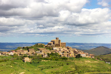Spanish Landscape Navarre Spai...