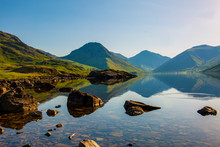Wastwater The Lake District, Cumbria