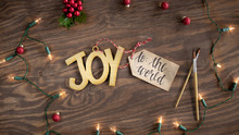 Christmas :  Joy To The World