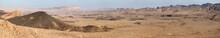 Panoramablick In Den Ramon-Kra...