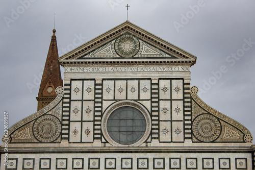 Obraz na płótnie Basilica di Santa Maria Novella, Firenze