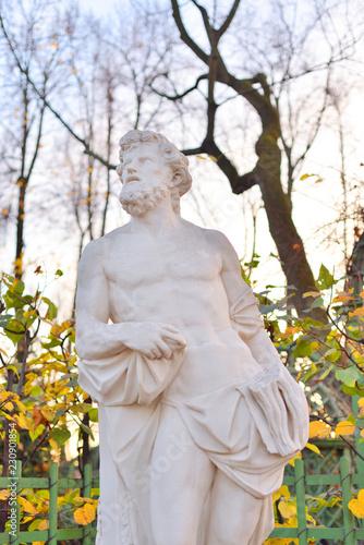 Foto op Plexiglas Historisch mon. Statue of Fate.