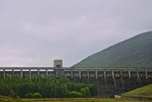 Loch Glascarnoch Dam, In The H...
