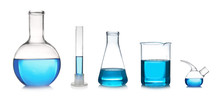 Set With Different Laboratory ...