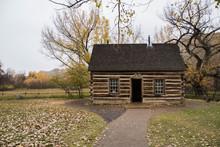 Theodore Roosevelt's Cabin In ...