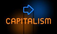 Capitalism - Orange Glowing Te...