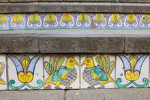 Le Famose Ceramiche Della Scalinata Di Santa Maria Del Monte Di Caltagirone In Sicilia