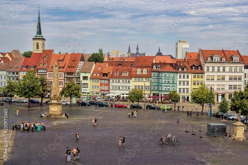 Keuken foto achterwand Europese Plekken Erfurt