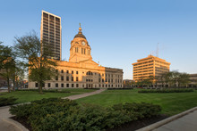 Allen County Courthouse In Fort Wayne, Indiana