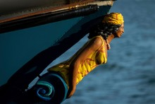 Female Figurehead At The Bow, ...