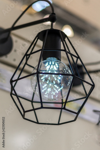 In Led Suspended With UpComfort Bulb LampClose Luminaire Home vONnym8wP0