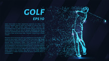 Golf From The Blue Points Of L...