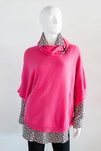 Women's Bright Pink Sweater