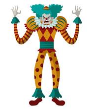 Evil Clown Monster