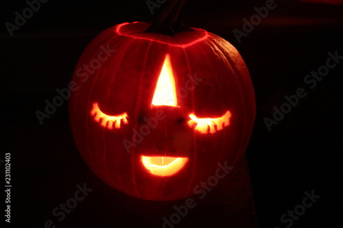 Unicorn Pumpkin Glowing Buy This Stock Photo And Explore Similar Images At Adobe Stock Adobe Stock