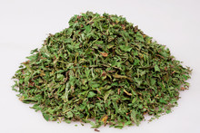 A Bunch Of Dried Mint