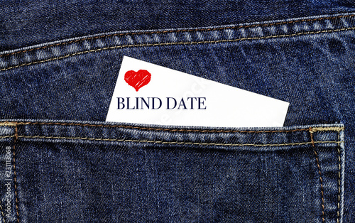 Photo Blind date