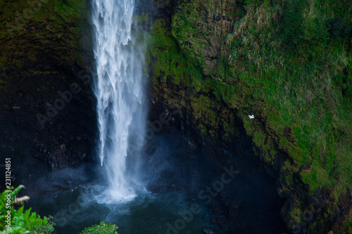 Recess Fitting Waterfalls Waterfall and Drone