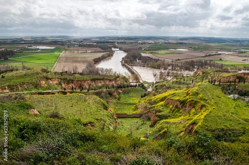 Fields of Toro in Zamora