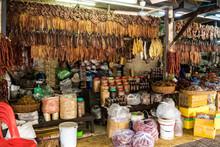 Kambodscha - Siem Reap - Alter Markt