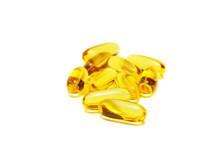 Isolated Fish Oil Capsules
